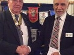 Dr Ashok Singh Joins Luton Chiltern Rotary Club