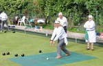 Amwell Wins District Outdoors Bowls Trophy