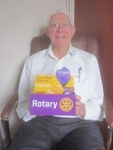 Hatfield Rotary Club's Over Order of Crocus Button Holes
