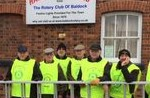 Rotary Club Lights Up Baldock