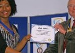 MK Academy Interact Club Chartered