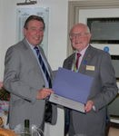 Baldock Rotary Club Member Awarded Paul Harris Fellowship