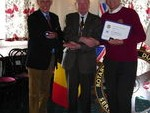 Dunstable makes 2 Paul Harris Awards