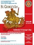 Biggleswade Ivel St George's Day Dinner