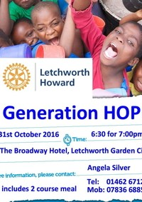 Generation Hope - October 31