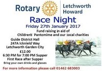 Race Night to help children