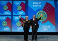 Rotary International President's Message – July 2013